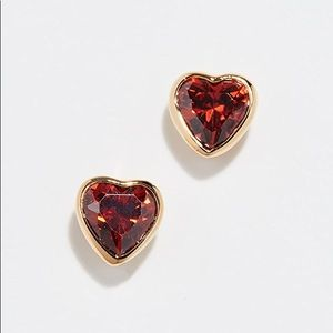 🆕Kate Spade Romantic Heart Stud Earrings
